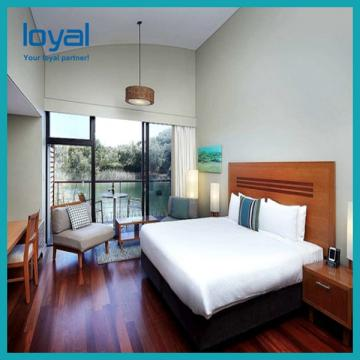 new design wholesale cheap wooden hotel furniture for bed room