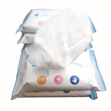 Refreshing Wet Wipes Travel Size Disinfecting Wipes Sanitizes/Cleans/Deodorizes Bulk Wipes